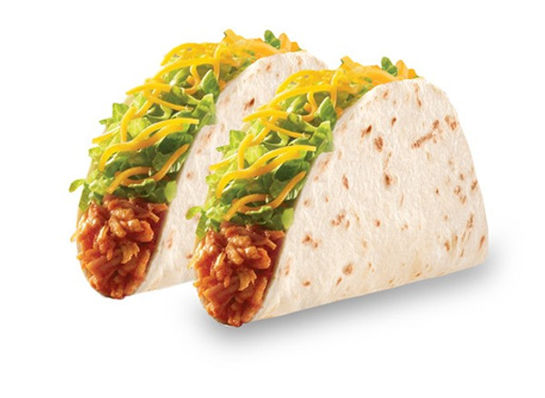 Are Taco Bell Bean Burritos Healthy  Healthy Meals at Taco Bell That Are High Protein