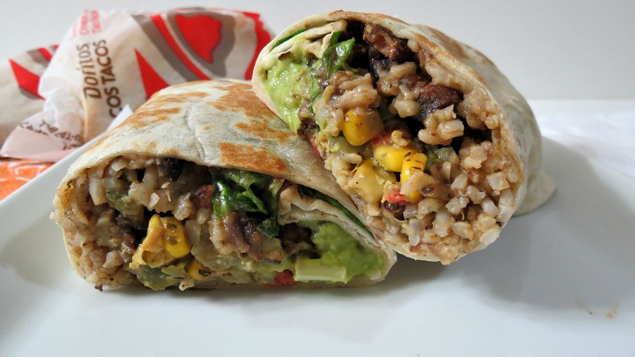 Are Taco Bell Bean Burritos Healthy  Taco Bell – Cantina Steak Burrito