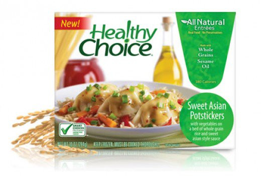 Are Tv Dinners Healthy  My Top Five Healthy & Best Frozen Dinners
