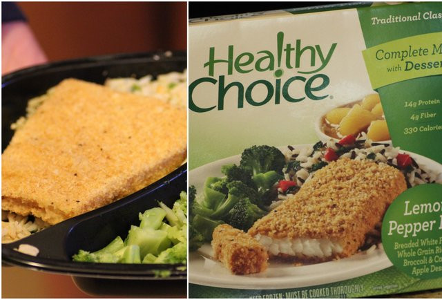 Are Tv Dinners Healthy  The 9 Best Frozen Microwave Meals Ranking & Review