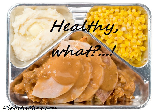 Are Tv Dinners Healthy  TV Dinners with Diabetes