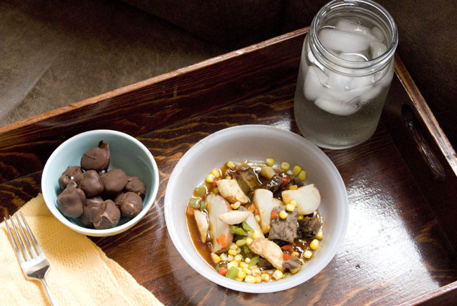 Are Tv Dinners Healthy  Greek Yogurt Bon Bons and Gourmet TV Dinners Someday I