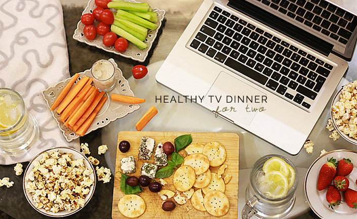 Are Tv Dinners Healthy  SIMPLE AND HEALTHY TV DINNER