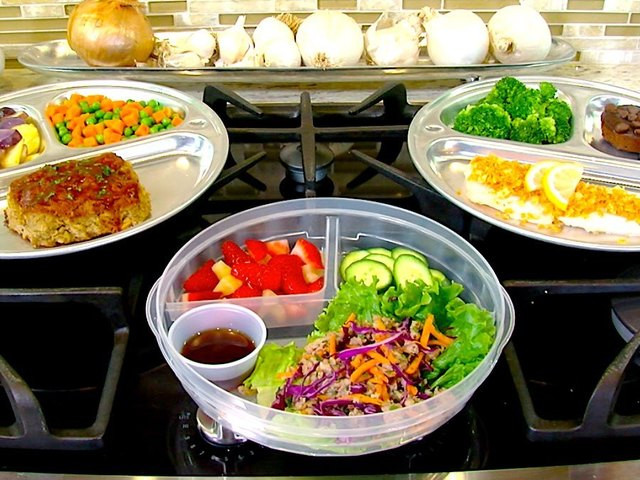 Are Tv Dinners Healthy  DIY TV Dinners 4 Healthy & Delicious Recipes Story
