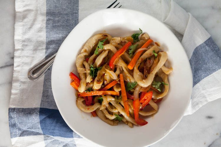 Are Udon Noodles Healthy  How to Make Homemade Udon Healthy Delicious