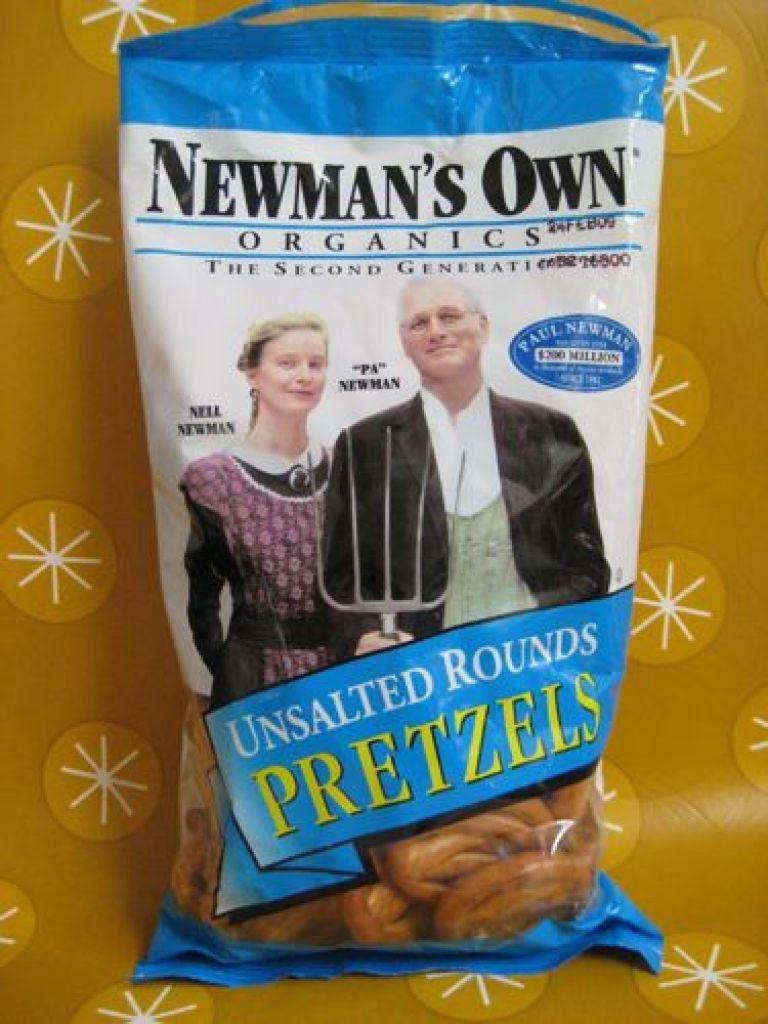 Are Unsalted Pretzels Healthy  Unsalted Round Pretzels