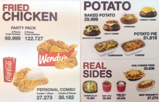 Are Wendy'S Salads Healthy  wendy s menu nutrition