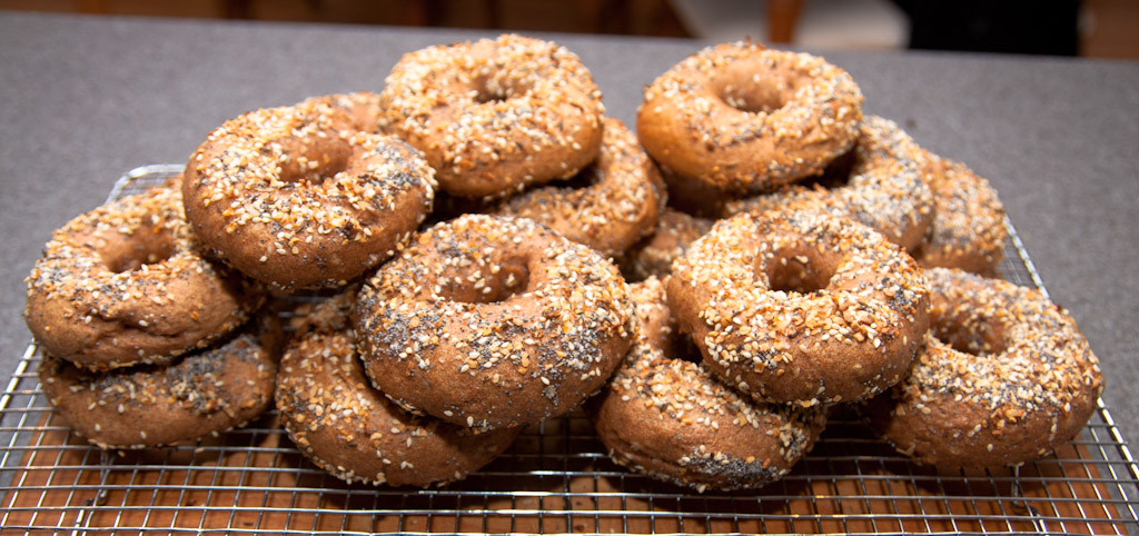 Are Whole Wheat Bagels Healthy  100 whole wheat bagel recipe