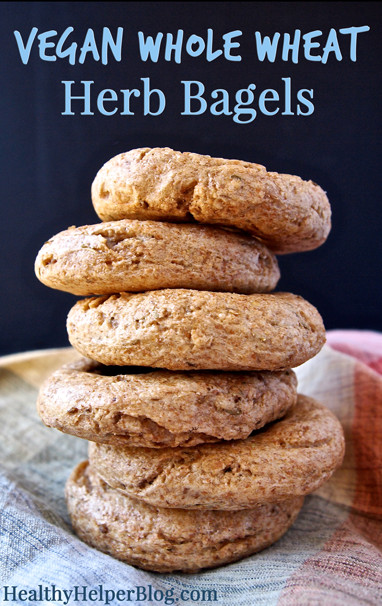 Are Whole Wheat Bagels Healthy  Sew Crafty Angel Wake Up Wednesday Linky Party 92