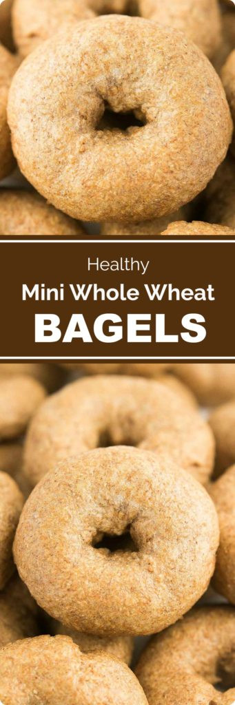 Are whole Wheat Bagels Healthy top 20 Healthy Mini whole Wheat Bagels Recipe
