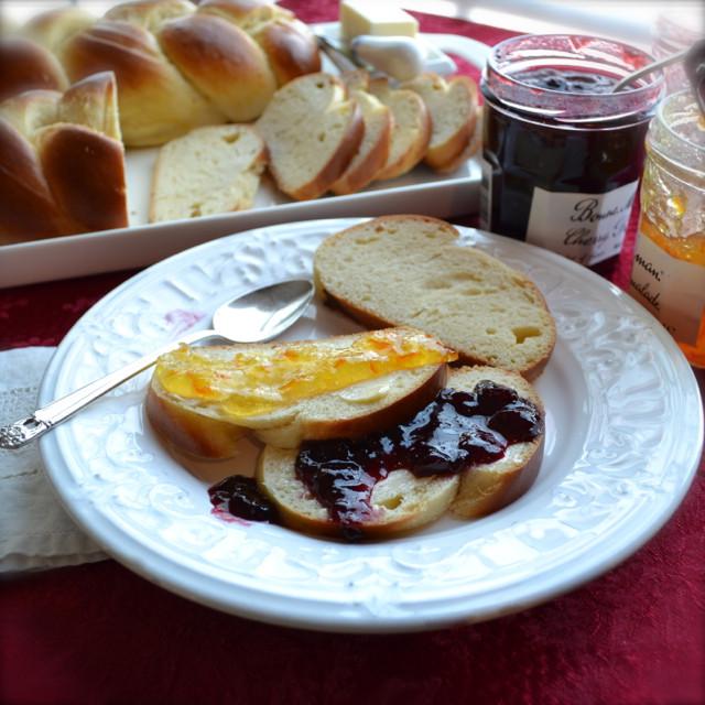 Armenian Easter Bread  Armenian Easter Bread Choereg Taste Love and Nourish
