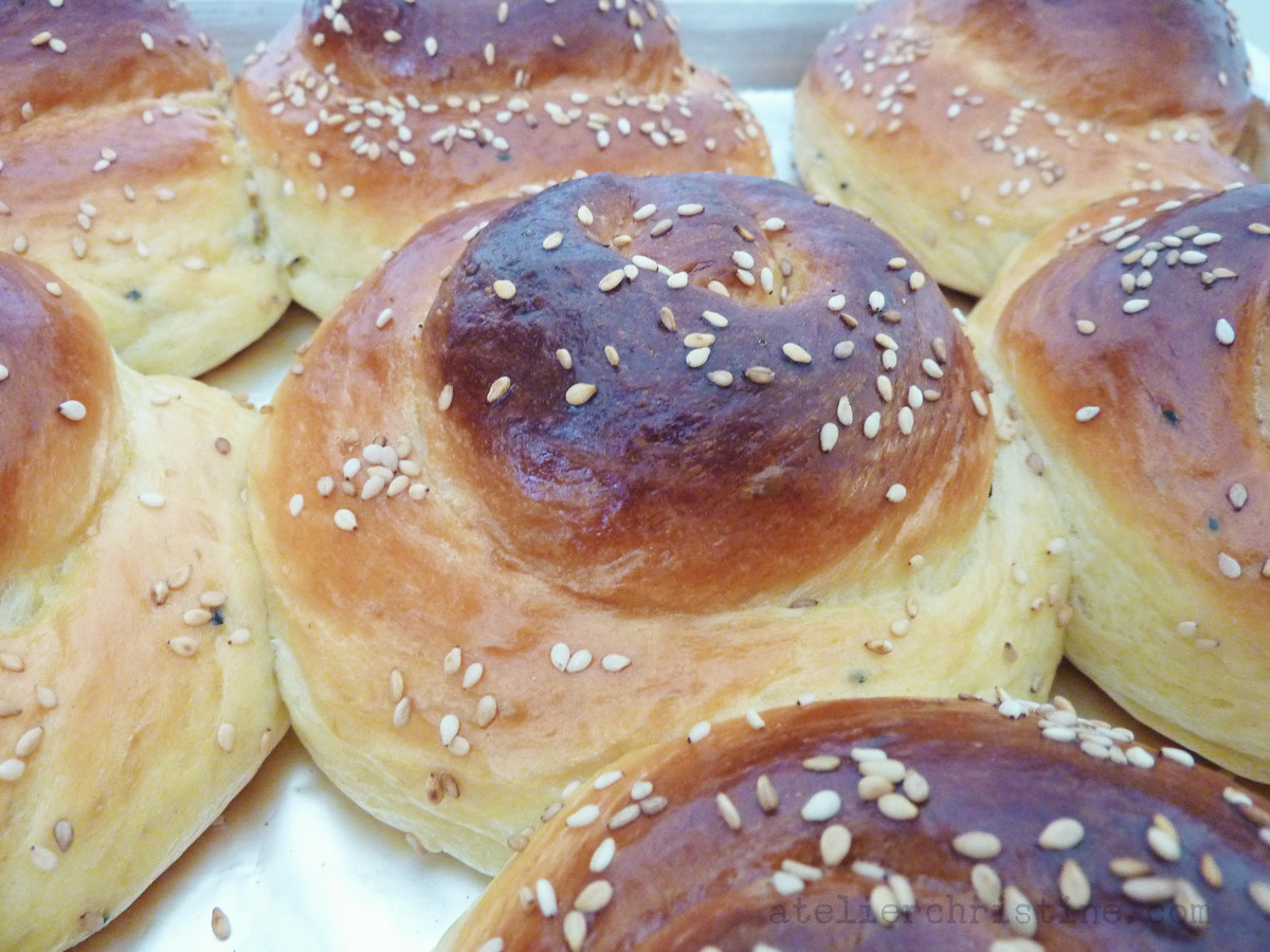 Armenian Easter Bread  Choereg Armenian Easter Bread Recipe — Dishmaps