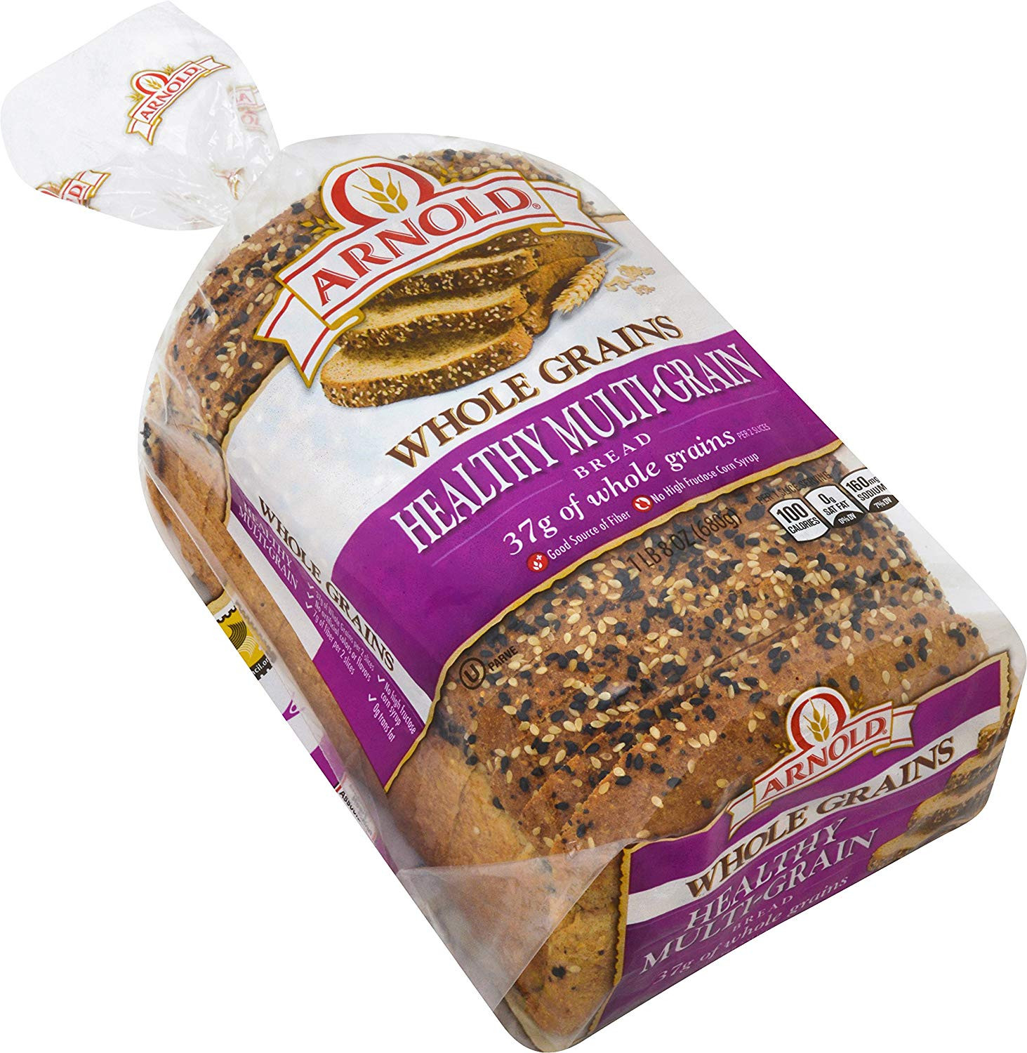Arnold Healthy Multigrain Bread  multigrain bread