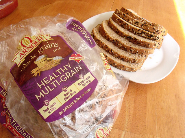Arnold Healthy Multigrain Bread  Arnold Health Multi Grain bread