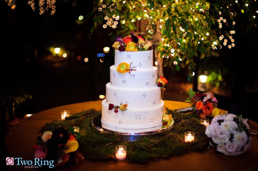 Asheville Wedding Cakes  Fall Wedding in Asheville at Biltmore Estate