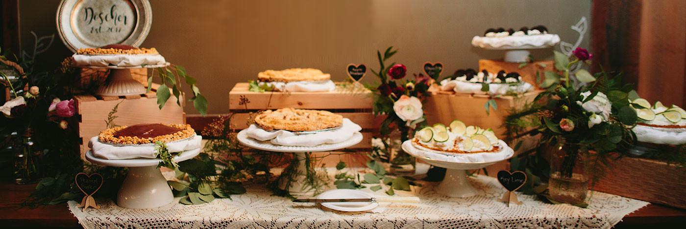 Asheville Wedding Cakes  Wedding Cakes in Asheville North Carolina Desserts Pies
