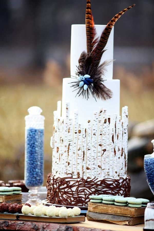 Aspen Tree Wedding Cakes  11 best Aspen Tree Wedding Cakes images on Pinterest