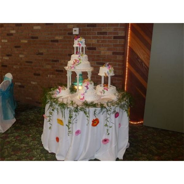 Average Cost For Wedding Cakes  What Is the Average Cost of a Wedding Cake Tips to Save