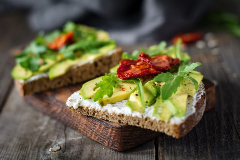 Avocado On Toast Healthy Breakfast  17 Simple Healthy Breakfast Ideas Well Being Secrets