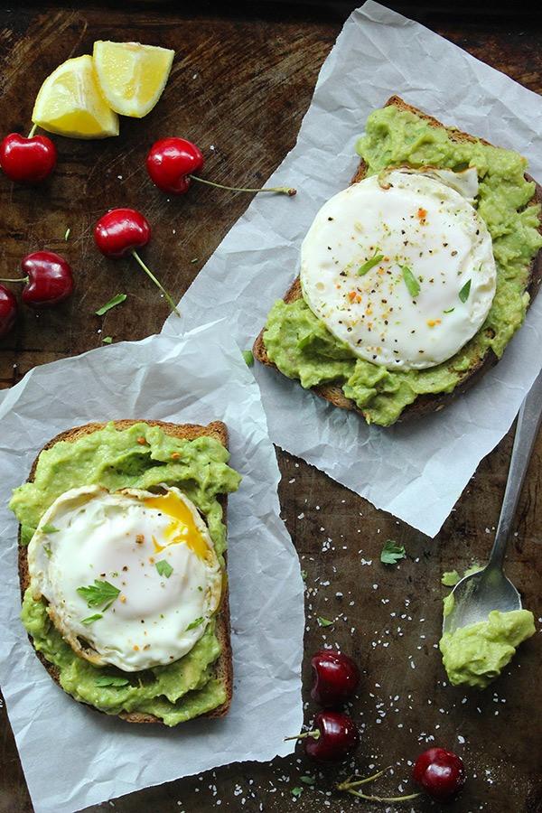 Avocado On Toast Healthy Breakfast  10 Avocado Recipes for Weight Loss