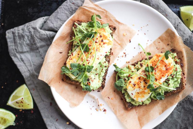 Avocado On Toast Healthy Breakfast  Healthy Breakfast The Avocado Toast Infatuation She Eats