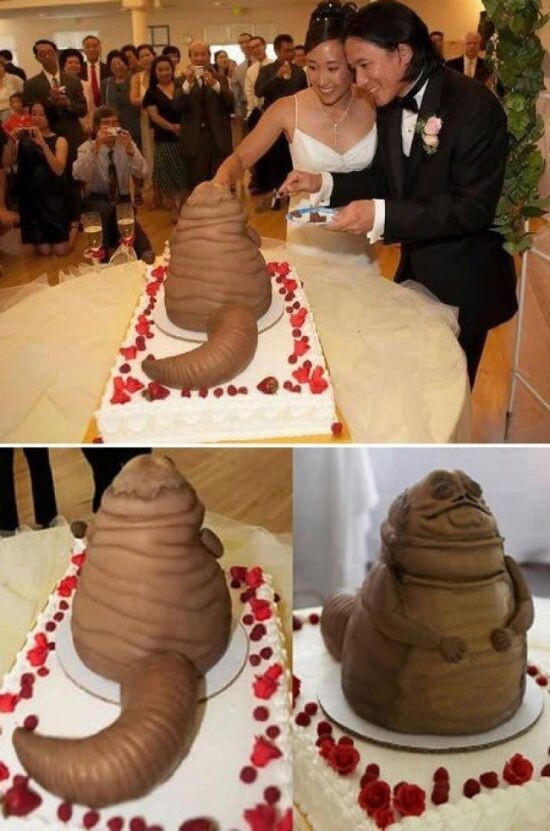 Bad Wedding Cakes  The 10 ugliest wedding cakes ever