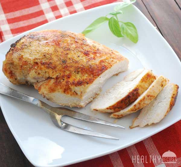 Baked Chicken Breast Recipe Healthy  healthy baked chicken