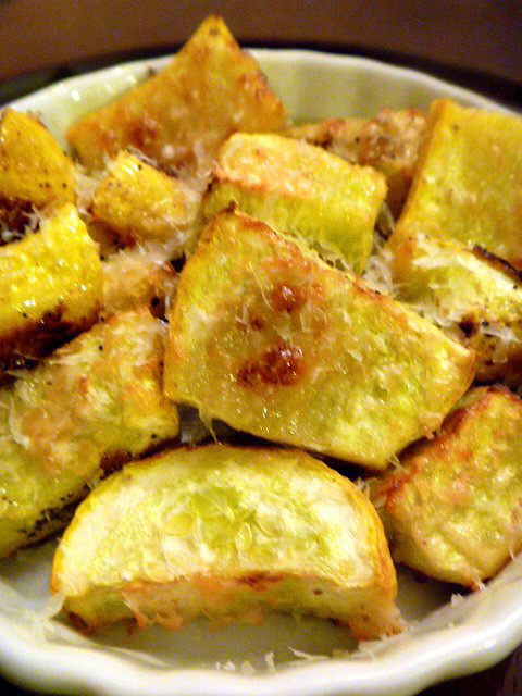 Baked Summer Squash  Slice of Southern Roasted Parmesan Summer Squash