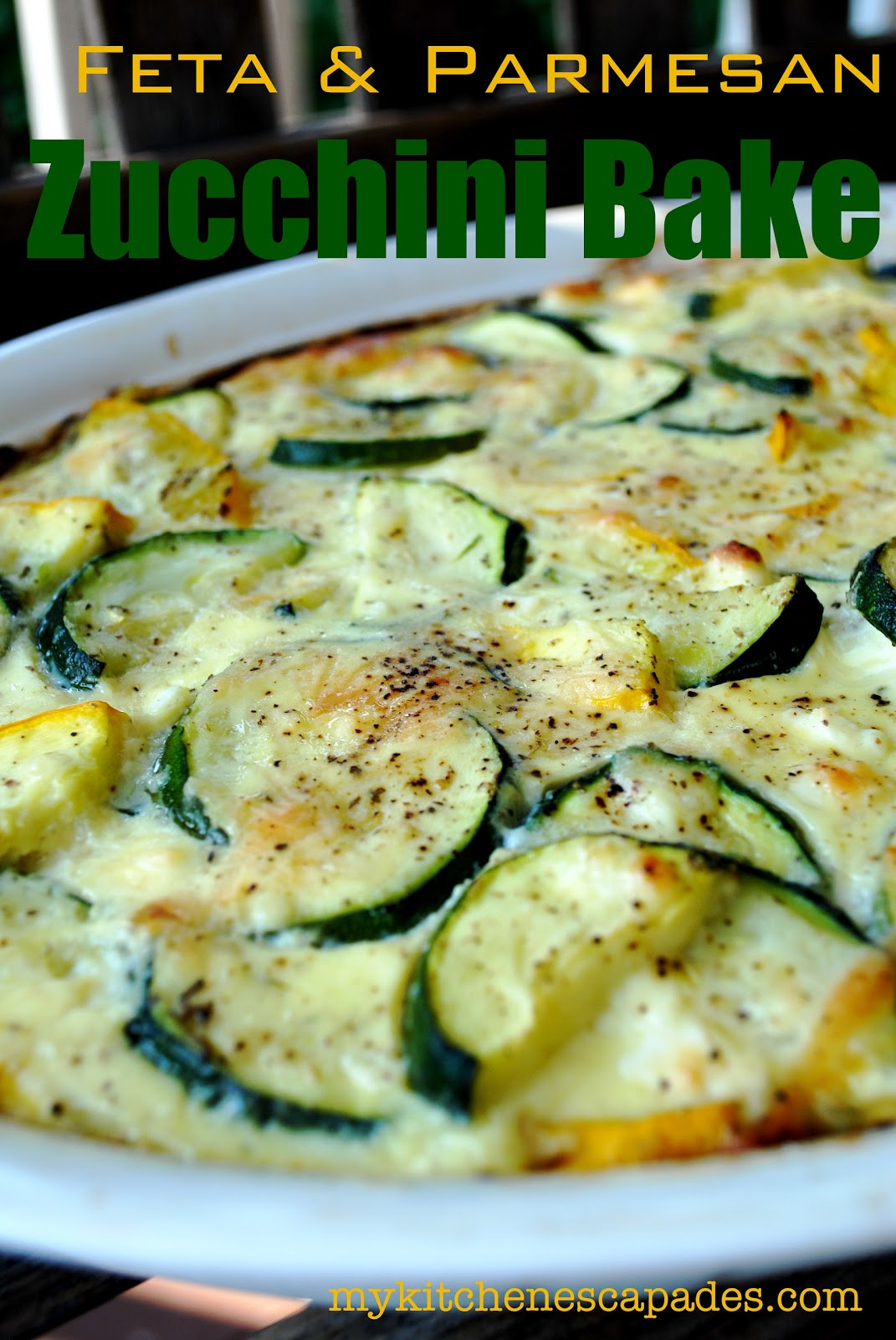Baked Zucchini Recipes Healthy  Baked Zucchini with Feta and Parmesan Cheese Low Carb
