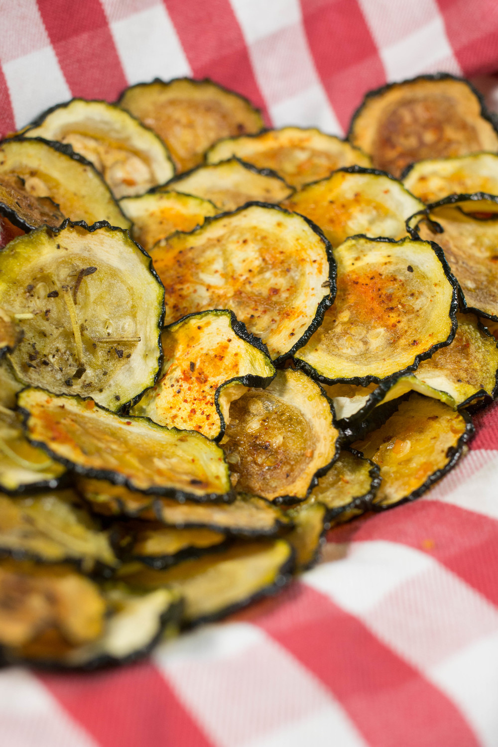 Baked Zucchini Recipes Healthy  Baked Zucchini Chips