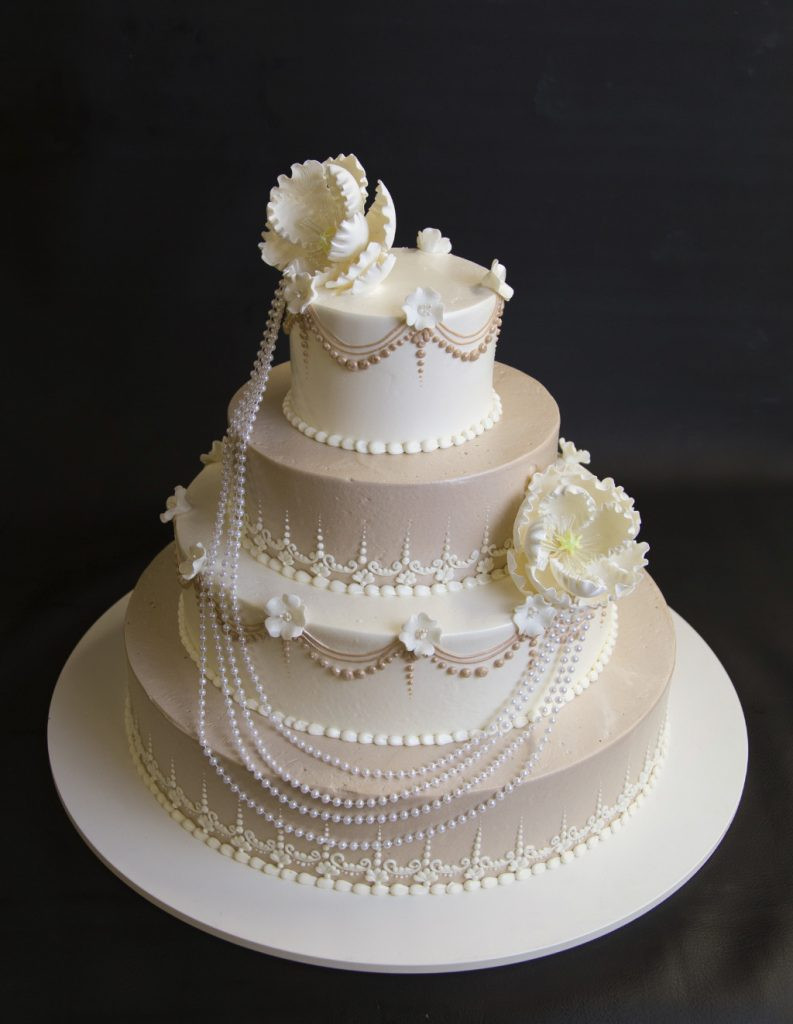 Bakery Wedding Cakes  Wedding Cakes