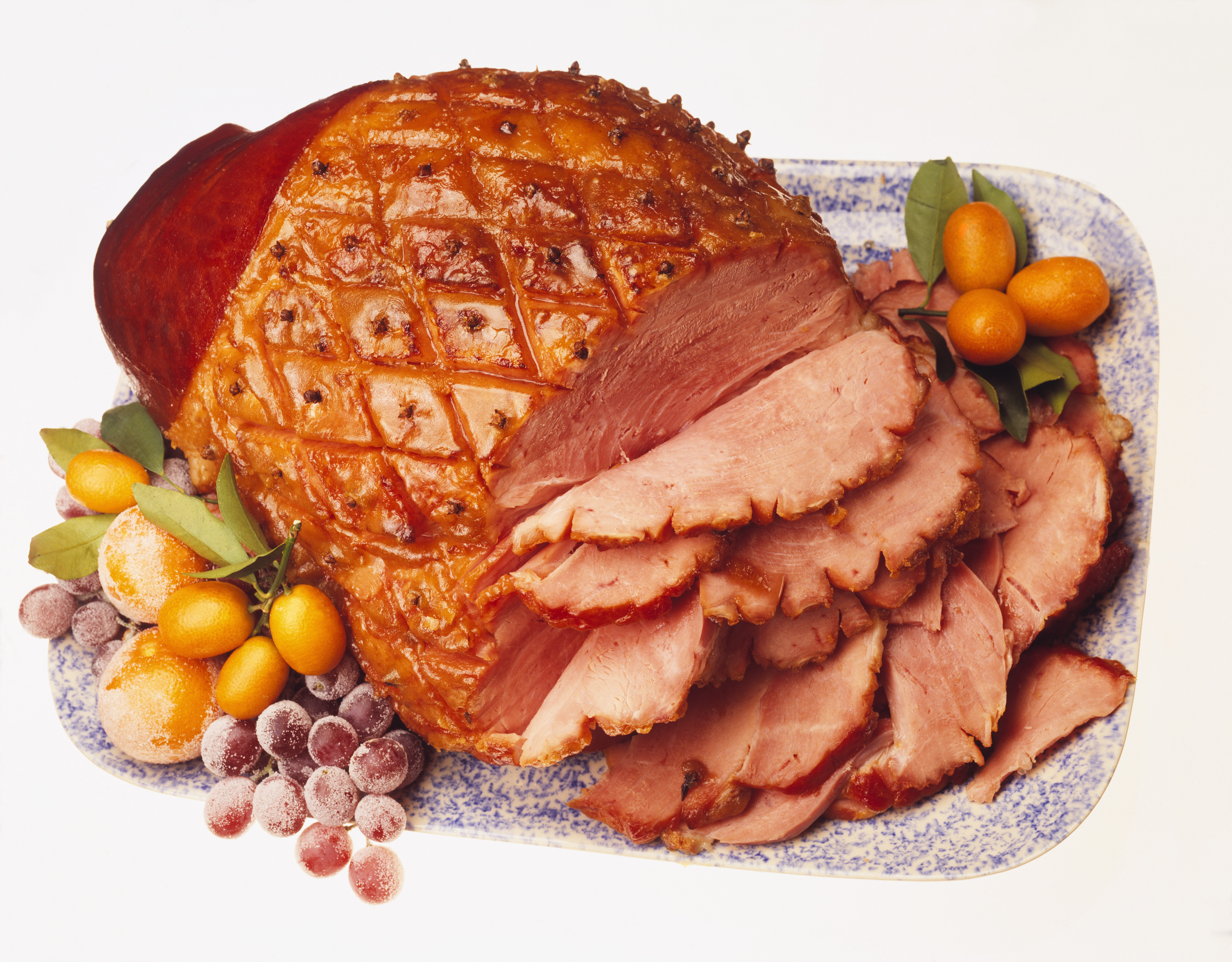 Baking Easter Ham  Baked Easter Ham Recipe — Dishmaps