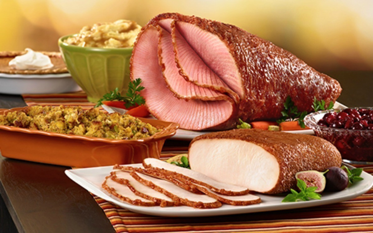 Baking Easter Ham  Coupons Three ways to save at HoneyBaked Ham store for
