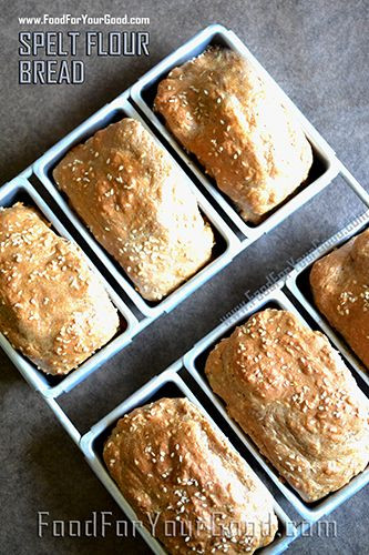 Baking Healthy Bread  1000 images about Oat flour recipes on Pinterest