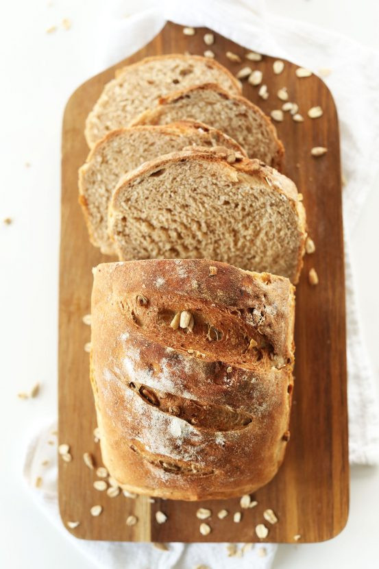 Baking Healthy Bread  22 Healthy Homemade Bread Recipes • Healthy Helper
