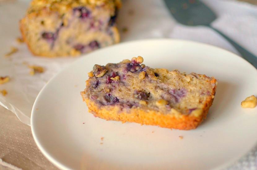 Banana Blueberry Bread Healthy  Pancake Mix Blueberry Banana Bread Gluten Free Vegan