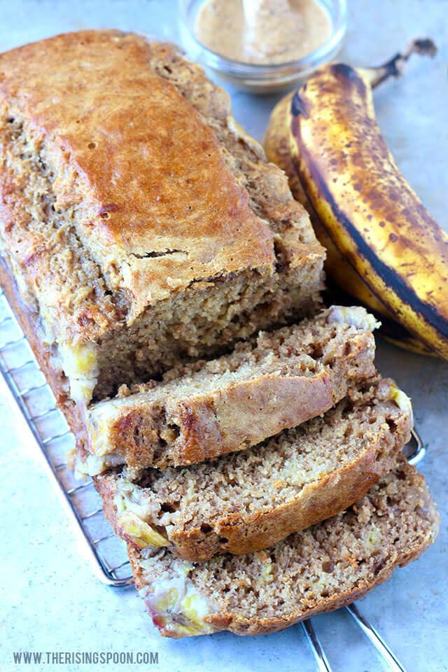 Banana Bread Healthy Recipe  Healthy Banana Bread
