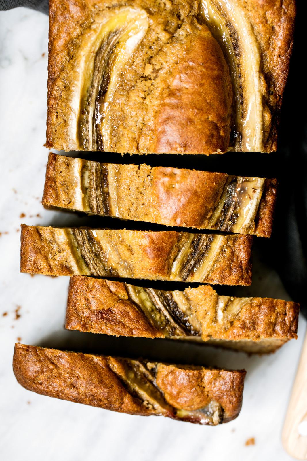 Banana Bread Healthy Recipe  My Favorite Healthy Banana Bread Recipe why baking is