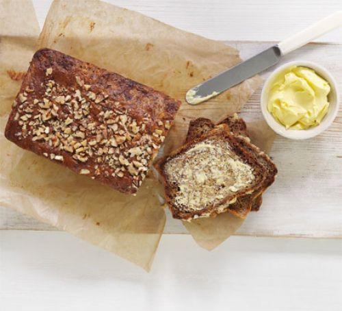Banana Bread Healthy Recipe  Healthy banana bread recipe