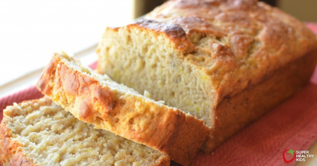 Banana Bread Healthy Recipe  Banana Bread Makeover Recipe