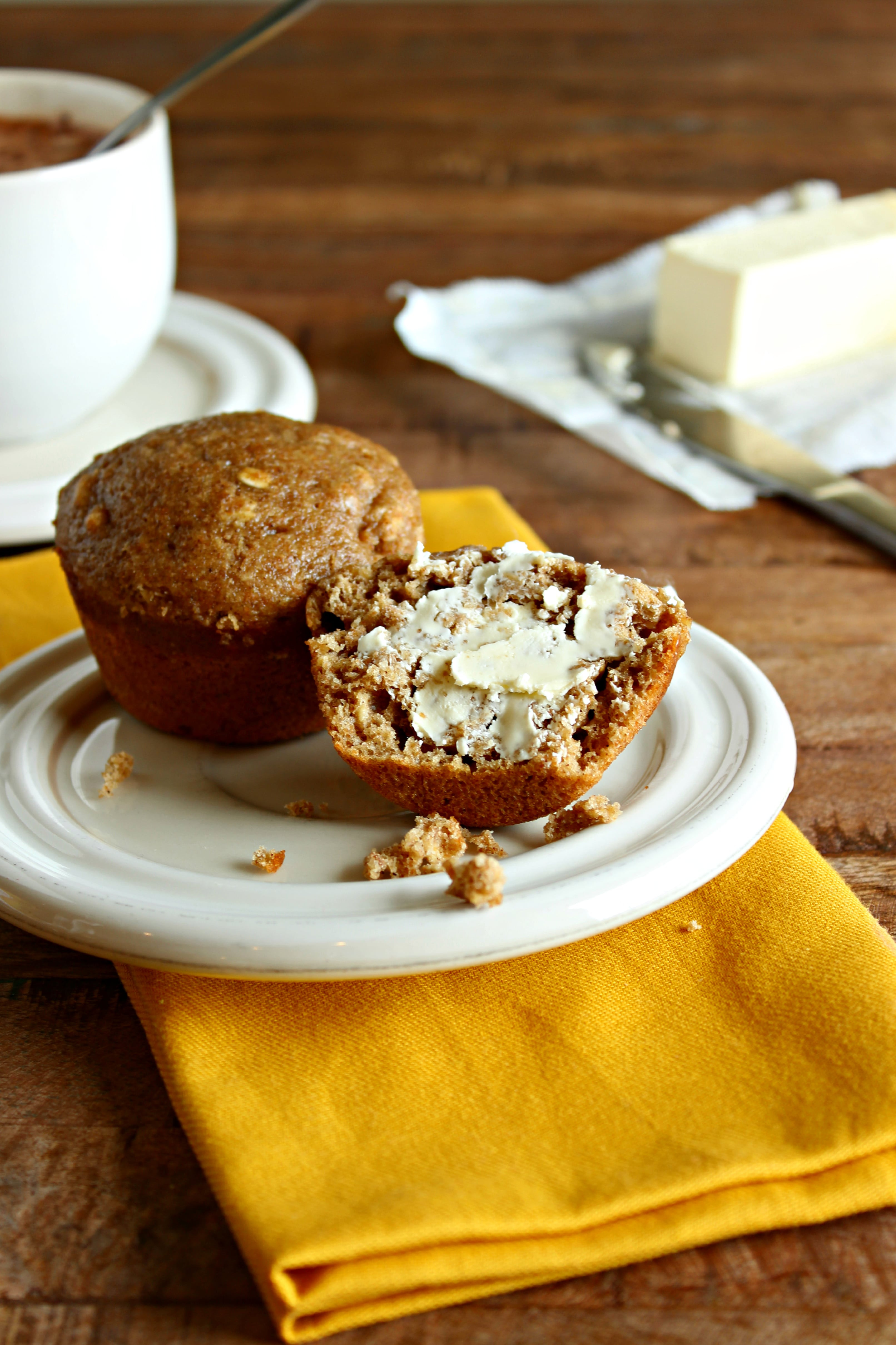 Banana Bread Muffins Healthy  Healthy Banana Oat Muffins Chelsea s Messy Apron
