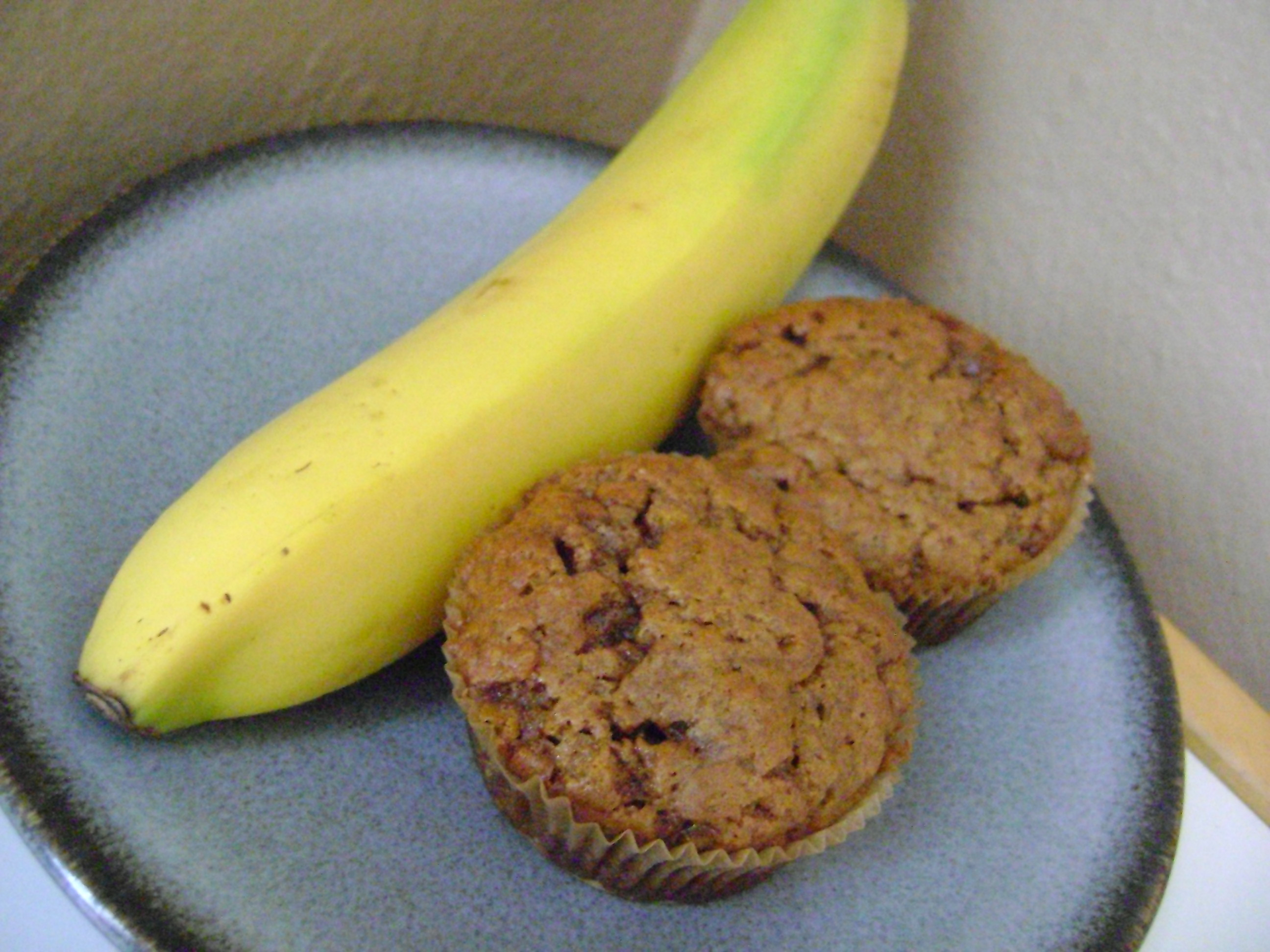 Banana Bread Muffins Healthy  How To Make Healthy Ingre nt Substitutions and Healthy