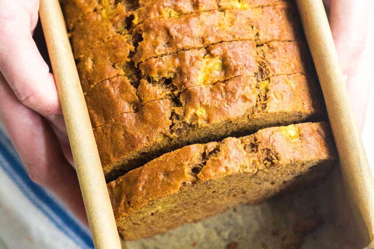 Banana Bread Recipe Healthy  Healthy Banana Blueberry Muffins Recipe