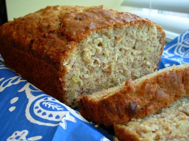 Banana Oat Bread Recipe Healthy  Banana Oatmeal Bread Recipe Food