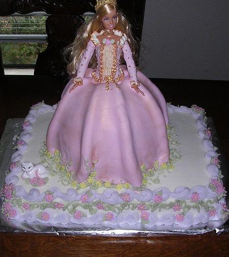 Barbie Wedding Cakes  Barbie Wedding Cakes Decoration Ideas