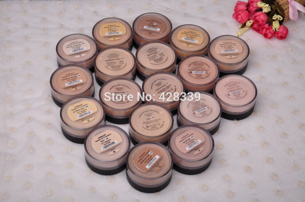 Bare Mineral Summer Bisque  bare Minerals Foundation illuminating mineral veil tinted