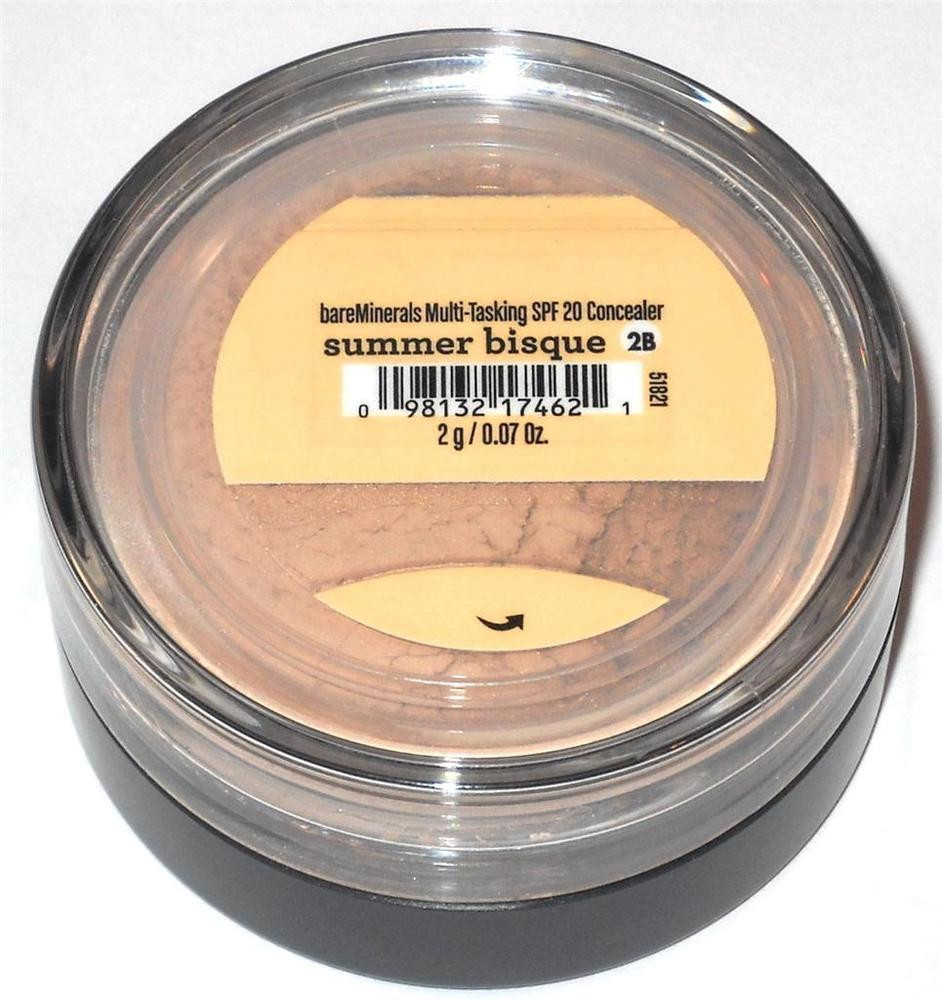Bare Mineral Summer Bisque  Bare Escentuals bareMinerals Concealer SUMMER BISQUE SPF