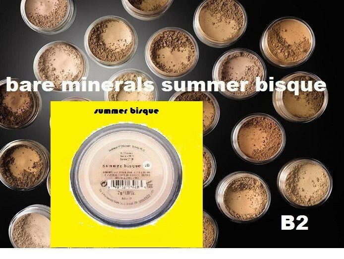 Bare Mineral Summer Bisque  Bare Escentuals BareMinerals SPF 20 Concealer SUMMER