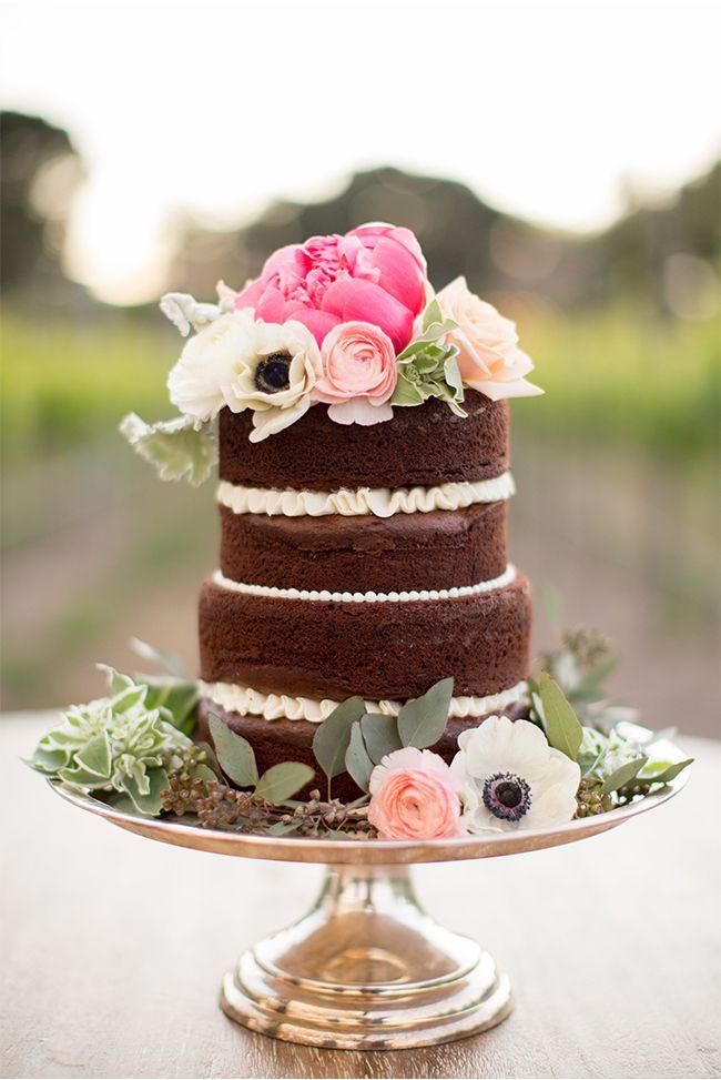 Bare Wedding Cakes  Let Them Eat…Pancakes