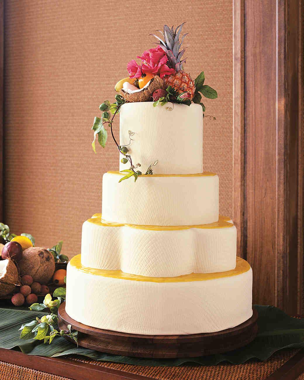Beach Wedding Cakes Pictures  25 Amazing Beach Wedding Cakes